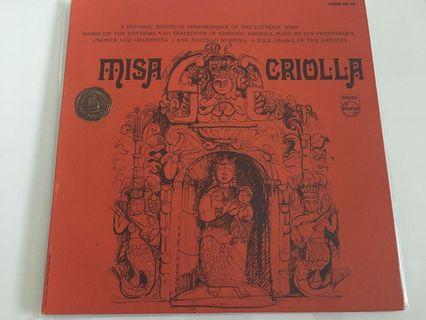 MISA CRIOLLA - Los Fronterizos Chorus