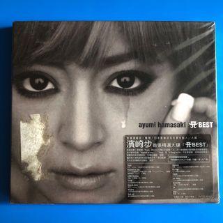 全新未拆 濱崎步 cd 精選