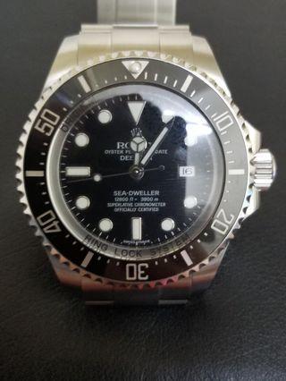 Rolex 116660 黑鬼王2015
