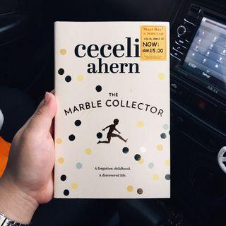 The Marble Collector | Cecelia Ahern #EST50
