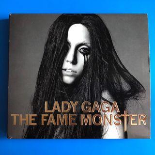 Lady Gaga 德國版 cd