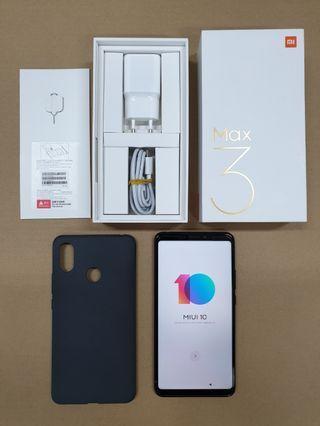 🚚 Xiaomi Mi Max 3 (Great Condition)