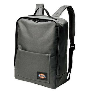 Instock! Dickies Backpack Bag (Grey) *Magazine GWP*PO111700213 + FREE Post