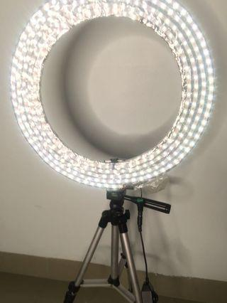 Ring Light Home Made