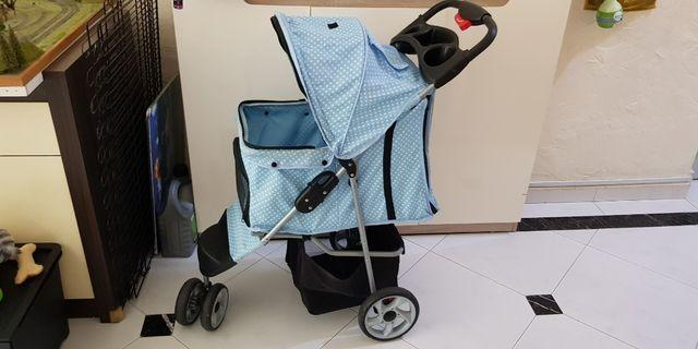 Good working condition Pram for Dog