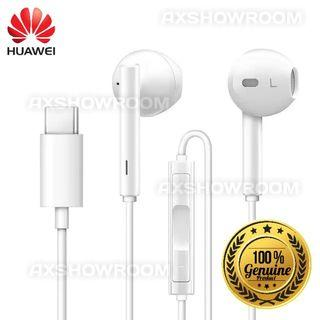 Huawei Authentic Type-C Stereo Earphones CM33