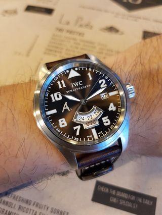 [ULTRA RARE!] IWC Pilot UTC Antoine de Saint-Exupery