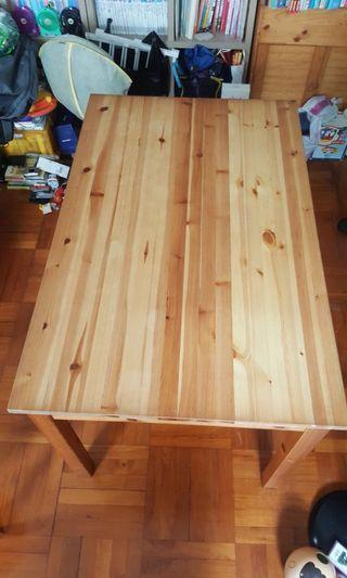 木餐枱連三椅