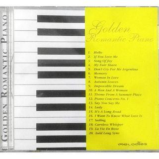 🚚 Golden Romantic Piano