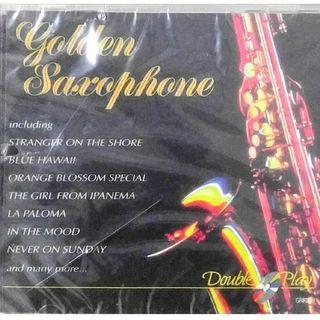 🚚 Original Musical CD - GOLDEN SAXOPHONE