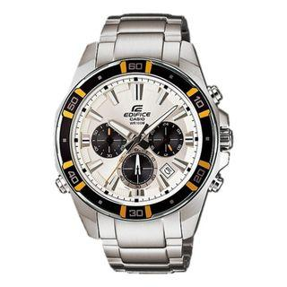 (SPECIAL PRICE) 100% ORIGINAL CASIO EDIFICE EFR-534D Super Illuminator Chrono