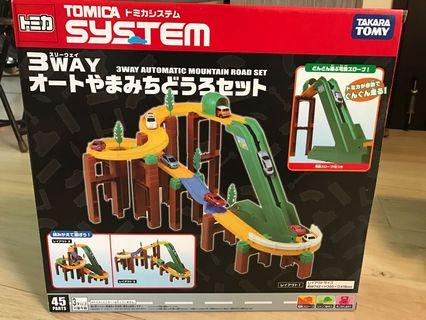 Tomica system 3way automatic road set