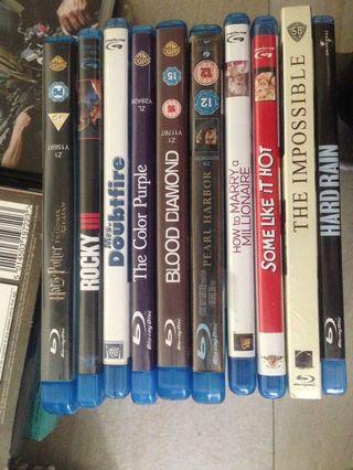 Blu-ray + boxset