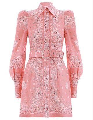 Zimmermann Heathers Bandana dress