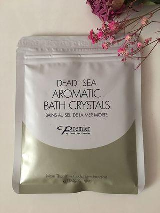 🚚 Dead Sea Premier死海沐浴鹽