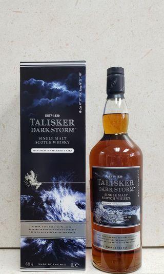 Talisker Dark Strom 1 liter