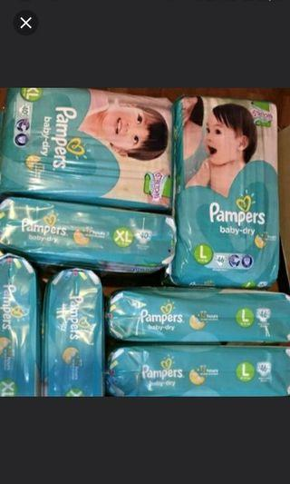 🚚 💯✔Pampers Baby Dry Limited stocks! #ENDGAMEyourEXCESS