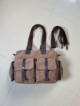 Shoulders Bag Canvas