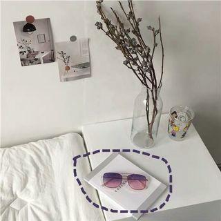 《早衣服》搭配好物🎀迎接艷陽必備紫粉漸變色太陽眼鏡墨鏡(預)