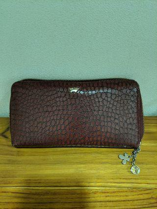 Braun Buffel limited edition long wallet