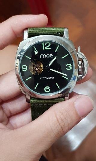 🚚 MCE automatic Panerai homage