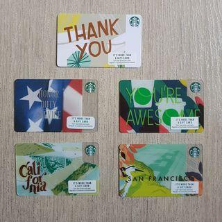 Starbucks Card Collectibles (US)