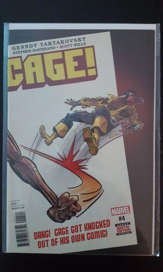 *Clearance Sale Bargain Bin Offer* Cage #4 (2016 1st Series)