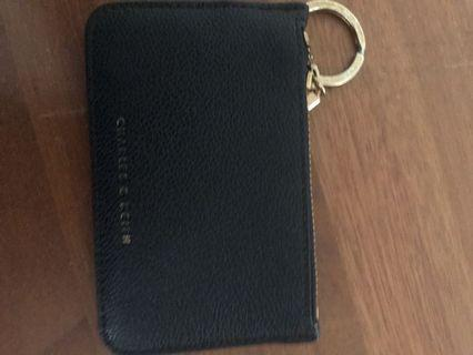 🚚 charles and keith cardholder w zip