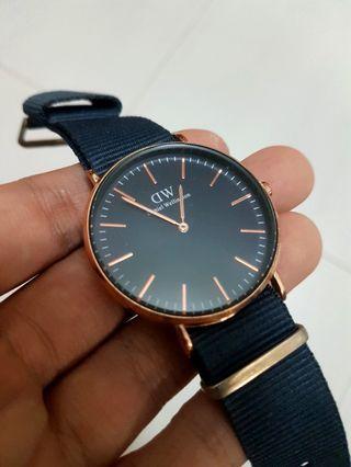 Selling Blue Daniel Wellington Watch