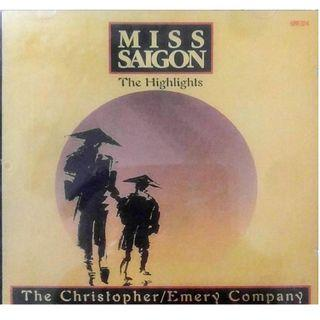 🚚 Original Musical CD - MISS SAIGON
