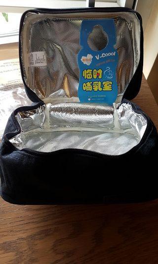 奶瓶保冷袋全新 V-cool