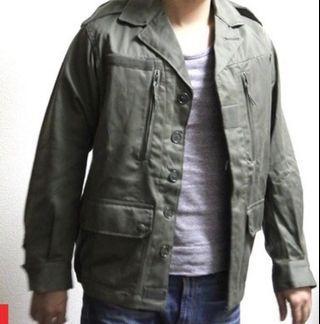 🚚 古著 french jacket 法國軍夾克 軍外套