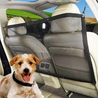 Pet/Kids Mesh Fence Barrier for Car/Home