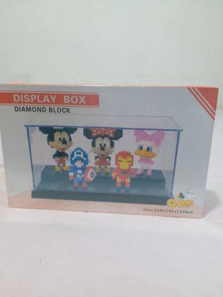 模型展示盒 Display box