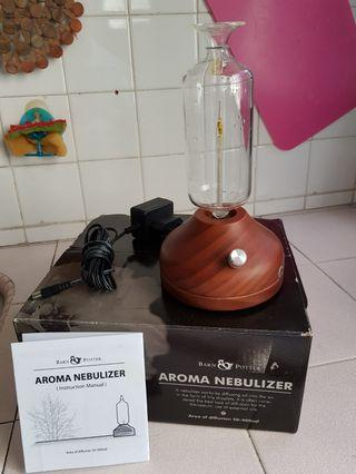 AROMA NEBULIZER USER CONDITION GOOD
