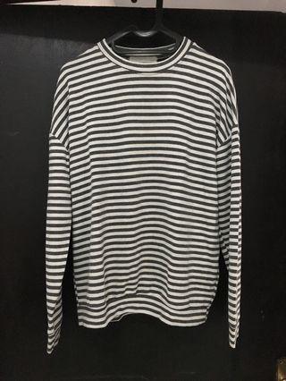 #BAPAU Stripe sweater