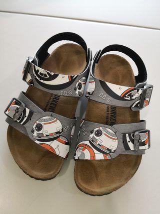 dd9b918a8ea4 Birkenstock Starwars boys sandals