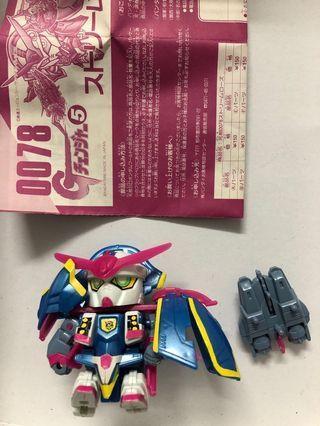元祖 0078 G Changer 玫瑰高達模型 SD BB gundam(原袓 素組 補件 配件 HG MG PG)