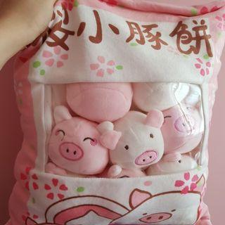 Piggy pudding