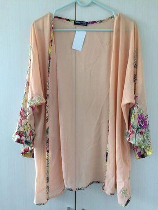 Haidee & orlin outer kimono
