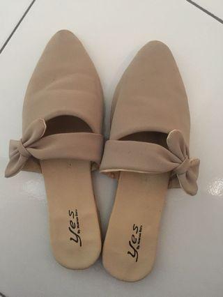 Slip on / slop flatshoes