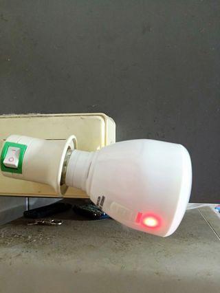 🚚 省電王 遙控 LED燈泡 全新 一機3用