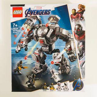 LEGO Avengers Endgame 76124 War Machine Buster