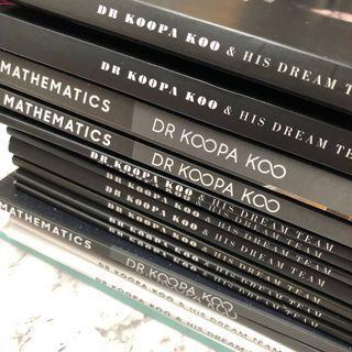[不散賣❗️] Dr Koopa Koo 數學regular course notes