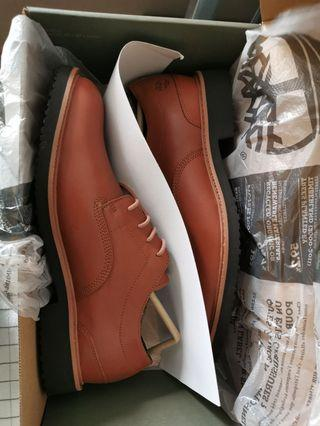 Timberland leather shoes