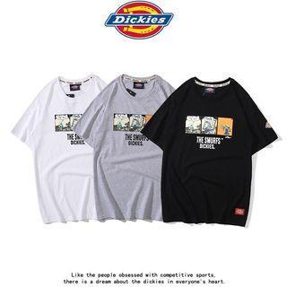Dickies Tshirt Smurf Edition