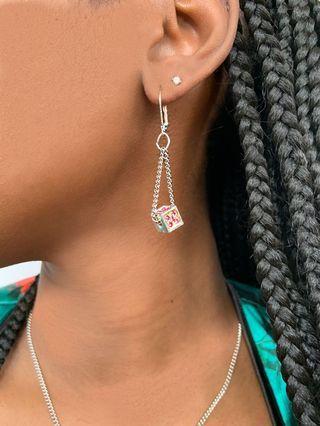 Gamble earrings