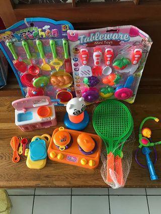 🚚 廚房醫生玩具