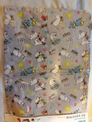 Moomin姆名科妮灰色大袋