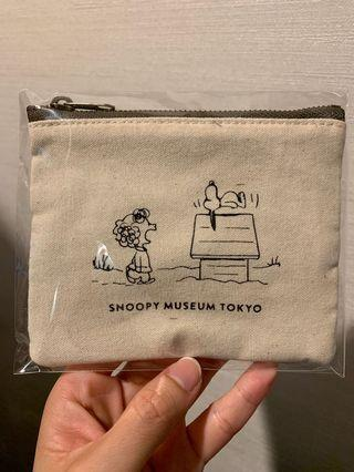 🚚 Snoopy Museum Tokyo Pouch